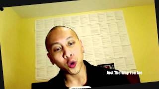 Just The Way You Are (Bruno Mars Live Acapella) by Mikey Bustos
