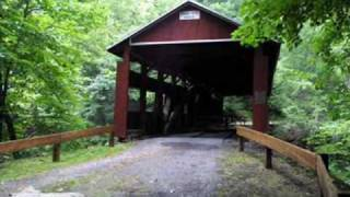 Charming Covered Bridges Of Pennsylvania
