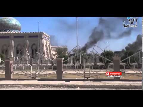 Ramadi battle: Shia militias near IS-held Iraqi city