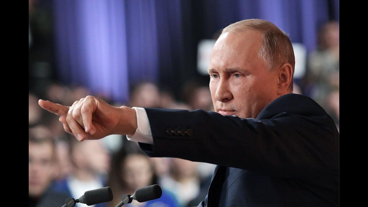 Путин и Крым. Главные тезисы пресс-конференции президента России | Радио Крым.Реалии