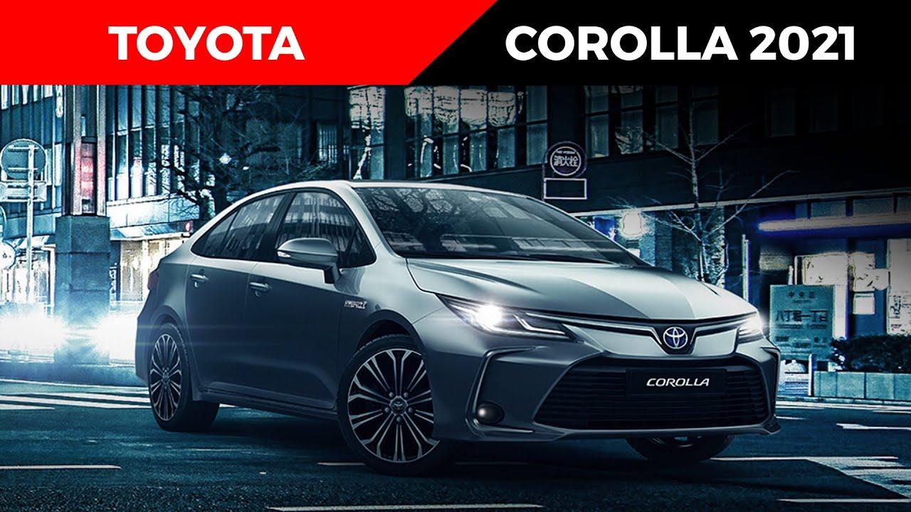 Nuevo Toyota Corolla 2021 ¿realmente vale la pena?  Análisis del auto más vendido