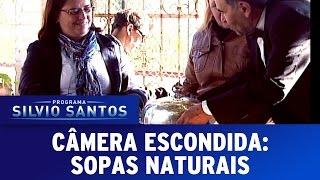 Câmera Escondida: Sopas Naturais