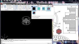 AutoCAD 3 Dimensi Dasar Press-Pull