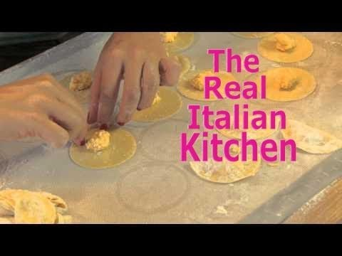 Pumpkin Ravioli – Tuscan Style – Ravioli di Zucca – Real Italian Kitchen