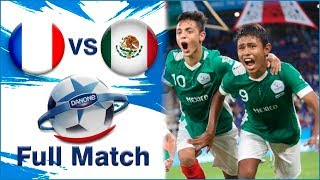 France vs Mexico 0-1 Danone Nations CUP U12 - 2019