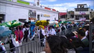 Carnaval Papalotla Tlaxcala 2015 presentacion