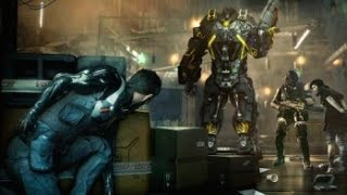 Deus Ex Mankind Divided 50 Minutes 1080p Gameplay Deus Ex Mankind Divided gameplay walkthrough demo