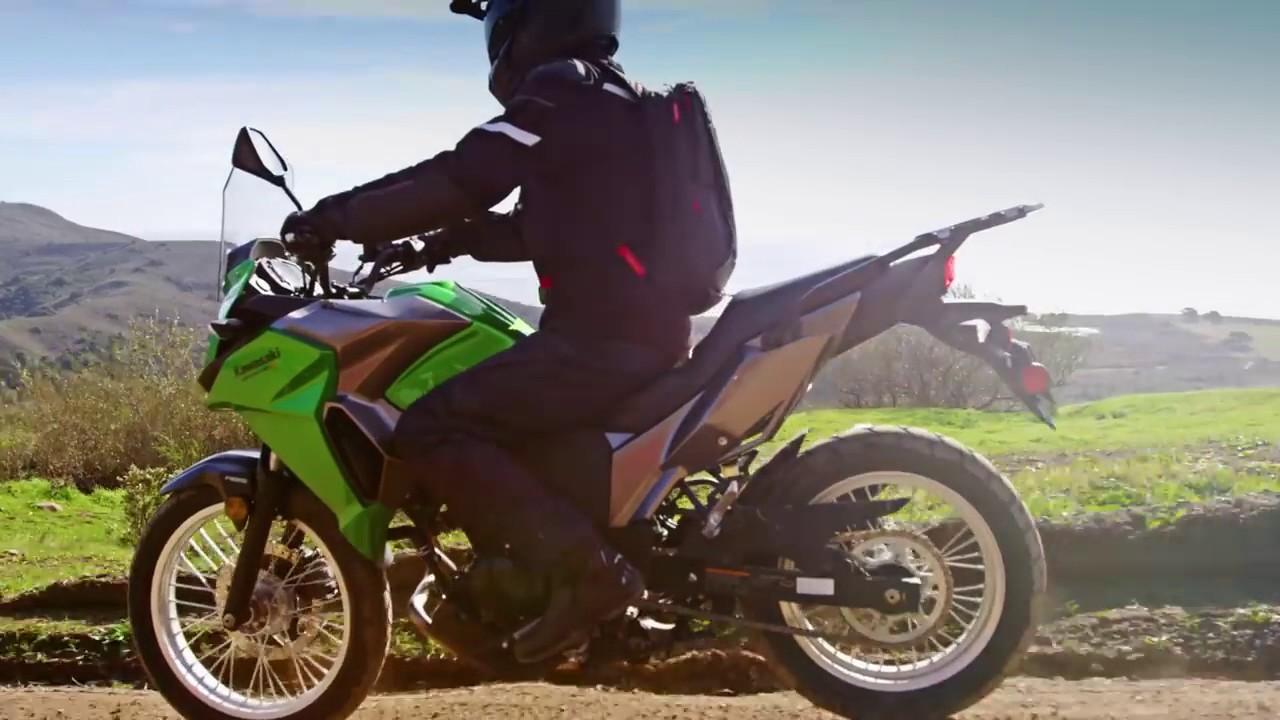 Kawasaki Versys X 300 Baujahr 2017 Youtube