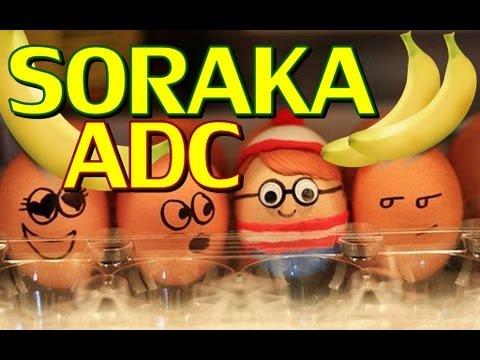 NO HAY HUEVOS - Banana Phone ( Soraka ADC )