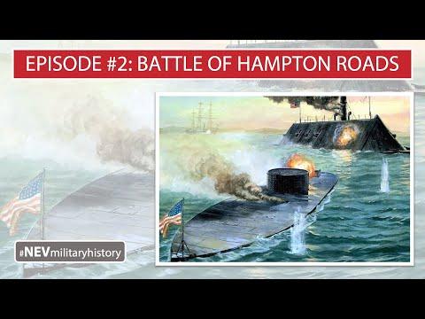 Episode #2: The Battle Of Hampton Roads