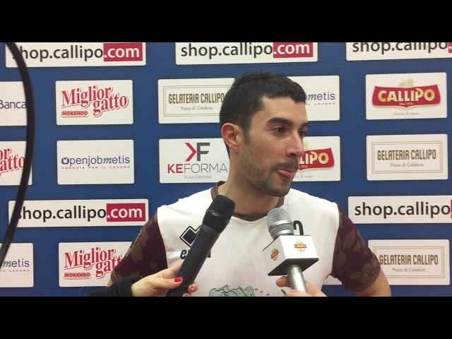 #SuperLega, Davide Marra dopo la vittoria su Siena