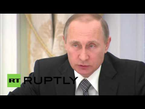 Russia: Putin meets Steinmeier to talk Brussels, Syria and Ukraine