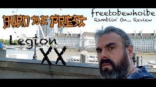 Baixar Burn the Priest - Legion XX (Lamb of God) album review/reaction