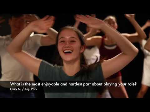 [Comfort Women: A New Musical] Emily Su Interview