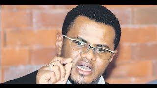 Senator Hassan Omar says he will not allow NASA principals to bring in tribal leadership