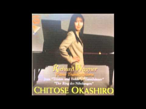 5. Der Ring des Nibelungen / Wagner-Brassin: Sigmuds Liebesgesang - Chitose Okashiro, Solo Piano