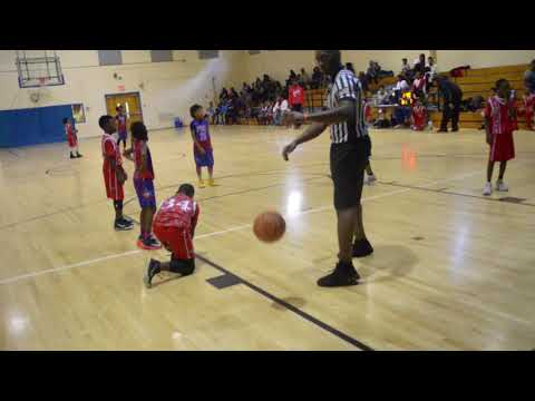 FBC Eclipse 4th Grade vs The Main Street Academy Rec Ball Game