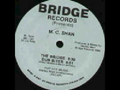 Old School Beats MC Shan - The Bridge