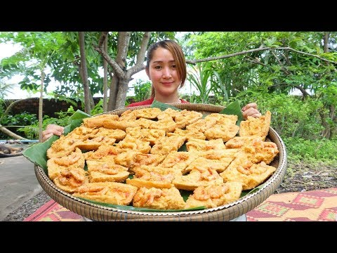 Yummy Bread Fried Shrimp Cooking – Bread Fried Shrimp – Cooking With Sros