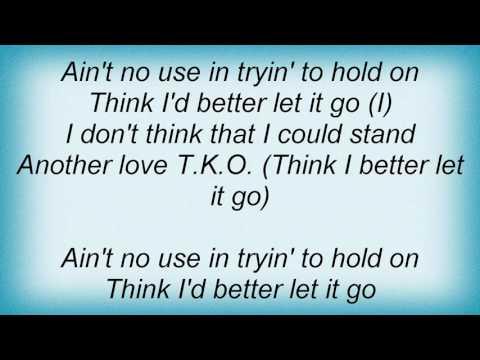 Regina Belle - Love T.K.O. Lyrics