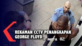 Detik-Detik Penangkapan George Floyd Hingga Meninggal yang Bikin Publik AS Marah