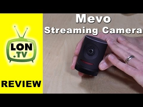 Livestream Mevo Camera Review - Facebook Live Streaming Camera