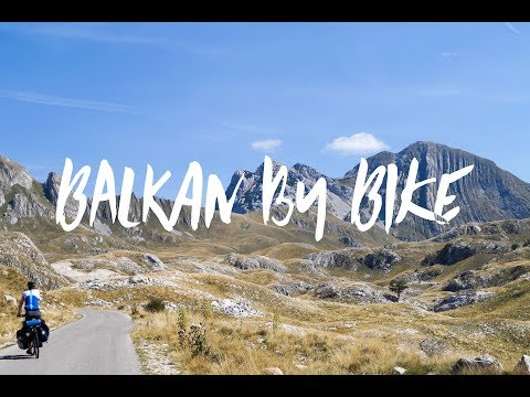 BALKAN BY BIKE