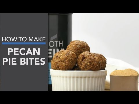 Pecan Pie Bites (Bone Broth Protein™ Energy Balls)