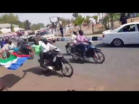 #PMBinKano: President Buhari in Kano 2 06/12/17