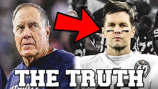 Why Tom Brady is DONE with the New England Patriots