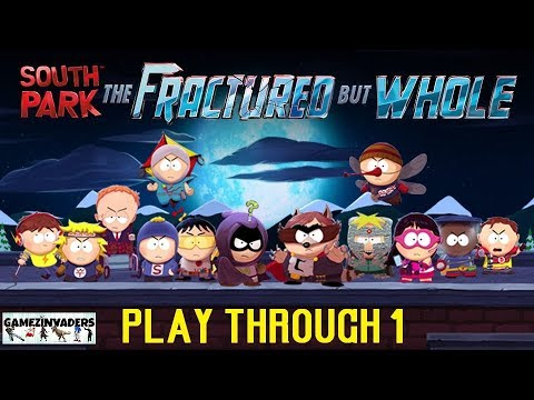 SOUTH PARK: The Fractured But Whole! Walk Through 1 Get Followers!