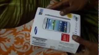 Unboxing and First Look Review of Samsung Galaxy Grand Duos-I9082