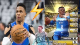 MYNBA2K19: Star Tier + Russell Westbrook Rivals Clash!