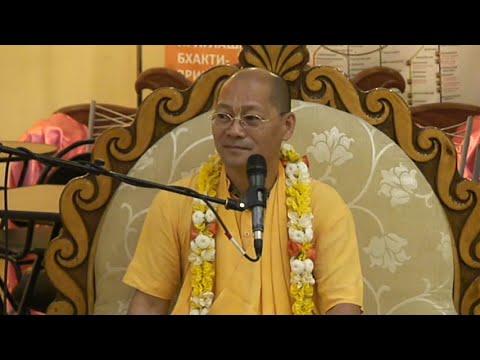 Бхагавад Гита 11.55 - Бхакти Ануграха Джанардана Свами