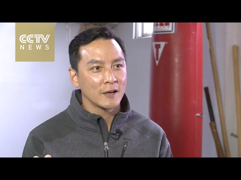 Interview with actor and martial artist Daniel Wu