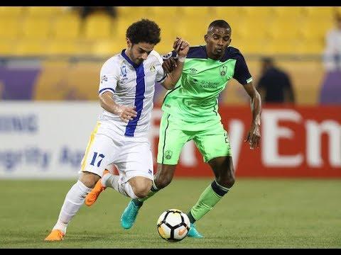 Al Gharafa 1-1 Al Ahli (AFC Champions League: Group Stage)