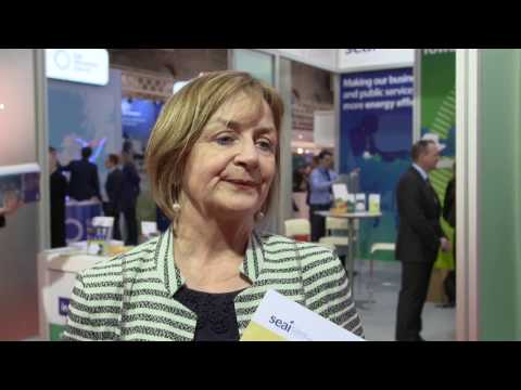Majella Kelleher, SEAI, launches new Energy Audit handbook