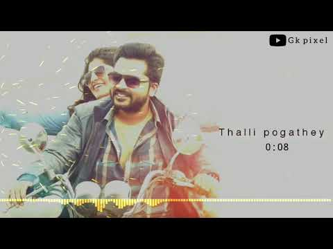 Thalli pogathey|Acham yenbathu madamaiyada|whatsapp status/Ringtone|Download link 👇in description