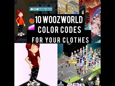 [FullDownload] Woozworldrarecolorcodeslightbrownhaircode