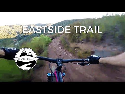 Mountain Biking Auburn California - Eastside Trail, Mammoth Bar OHV