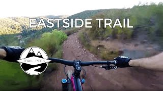 Mountain Biking Auburn California - Eastside Trail, Mammoth Bar OHV