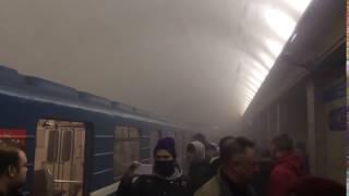 Взрыв ТЕРАКТ в метро Санкт Петербург
