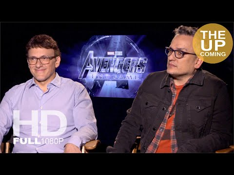 """Anthony And Joe Russo On Avengers: Endgame: """"It's The Conclusion Of The Grandest Movie Experiment"""""""