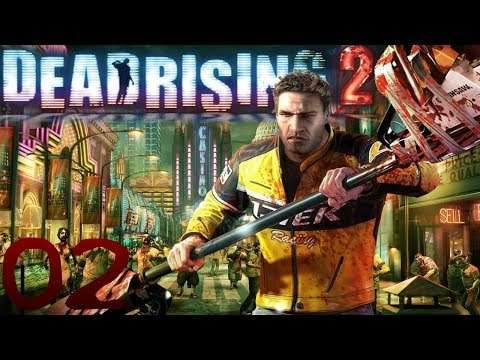 Let's Play Dead Rising 2 #2 - Nice & Slow! [Xbox360/HD/German]