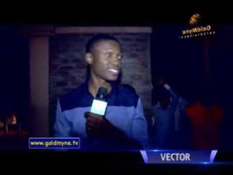D'banj,Wande coal @ Vector Exclusive Birthday Groove