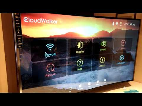 Cloudwalker Cloud TV hands on review and experience