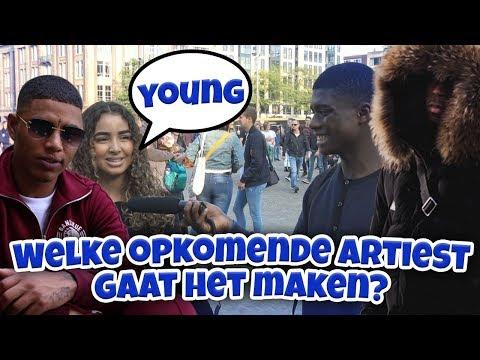 WELKE OPKOMENDE ARTIEST GAAT HET MAKEN? (YOUNG ELLENS & MEER!)