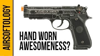 Beretta 30th Anniversary M92 A1 Limited Edition | Airsoftology 2 Minute Review