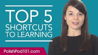 5 Simple Tips to Extraordinary Polish Fluency