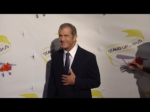 "Mel Gibson ""Stand Up For Gus"" Benefit Event Red Carpet"